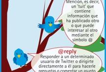 No te olvides de tu móvil: Recursos y buenas prácticas en el uso de las RRSS. / Imágenes, información e infografiass relacionadas con las redes sociales y la educación, Uso y recomendaciones. Realizado para formar parte de las Jornadas de RRSS y Educación del #CEFIREOrihuela y #Educarconredes / by Patri Salgado.    @NubecitasdeS  PT y AL