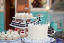 Wedding Ideas for Cupcakes / by Cammie Brooks Abbey