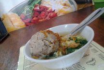 Mie Hijau | Green Noodle