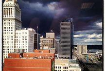 Downtown Cincy / by Carrie Kramer