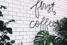 •Coffee•