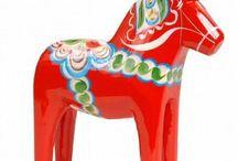 Dalapferd / Hier zeigen wir eine Auswahl unserer Dalapferd Artikel aus dem Online-Shop.