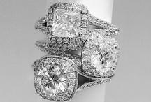 Gabriel & Co. Unique ring styles