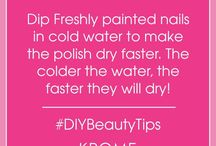 DIY / From beauty tips to fashion accessories this board has it all to help you look beautiful and stay stylish too. #DIY #BeautyTips #FashionTips #HowTo #Krome #RepublicOfFashion