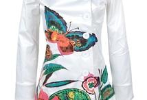LA MODE ET LES PAPILLONS / Le motif papillon et la mode
