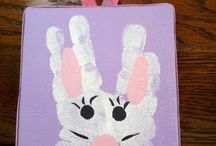 Easter party ideas / by Lisa Browning