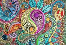Zentangle Paisley / by Lindsay