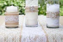 Wedding / DIY ideas