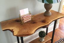 Console Table Decorating