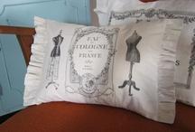 Interior: Cushions