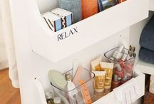 Small Spaces and Organization