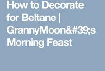 Holiday: Beltane