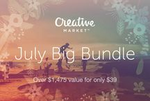 Amazing Graphic Design Bundles!