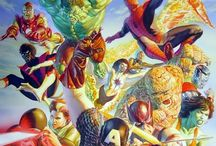 Alex ross / by Coller Art
