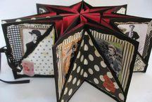 Paper Crafting - Mini Albums