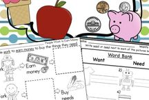 Money Matters (as they grow) / Financial Literacy for Children and Teens