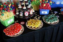 birthday party ideas / by Jennifer Knecht