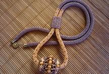 gyöngyhorgolás / bead crochet