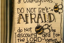 bible journaling / by Antoinette Burgess