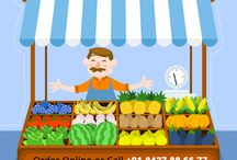Buy Fruits in Chandigarh / Shop online of fruits available in Chandigarh.