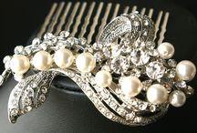 Wedding Hair Accessories / Wedding Jewelry inspiration