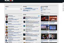 Social Media Hubs