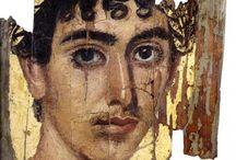 antichi ritratti
