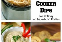 Slow Cooker Recipes / A board filled with meal ideas using a slow cooker.