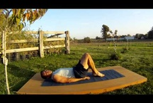 Back Streches & Exercises / For eliminating back pain and work towards a healthy back