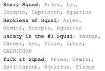 Capricorn♈️ / Because I´m a capricorn...