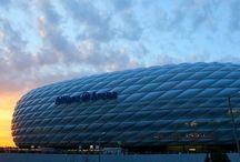 Fussballstadien/ Football Stadium