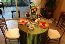 Tea Parties by ACE / These intimate events are all about bring ladies together for a quaint time of bonding with elegance and sophistication. www.AmazinglyCreativeEvents.com