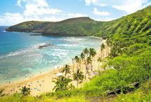 Hawaii / Get inspired by these tropical islands and plan your next vacation.