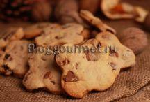 Рецепты вкусного печенья / Вкусные печеньки, настоящие рецепты с пошаговыми фотографиями