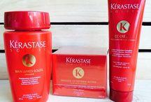 Kerastase / La linea di prodotti Kerastase in vendita cosmetici singoli e kit al miglior prezzo sul sito www.gbhair.com