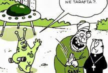 Karikatür / Cartoon