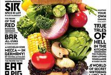 Magazine design I like