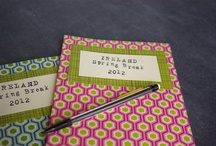 Creating Travel Memories / Journaling, scrapbooking and electronic media ideas for remembering your adventures.