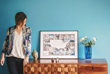 How to display your holiday photos