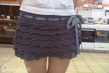 Create | Crochet Dresses & Skirts