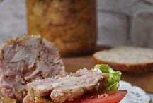 mięso w słoikach