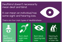 Deafblind Awareness / Are you #deafbllindaware ?