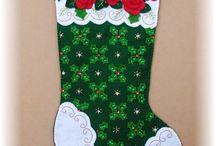 Para Navidad / Adornos navideños para adornar tu casa y mesa