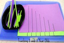 Preschool numeracy