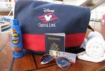 Disney Cruise  / Tips & Ideas