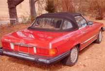 """Inspirations / Fun Fact Friday: Did you know that this 1983 Red Mercedes Benz inspired Howard to get into the carpet cleaning business?  Once upon a time, Howard saw a man in a car almost identical as this one and pondered to himself, """"That's a sweet ride!! Hmm.. I wonder what that guy does for a living?"""" So he asked the man and the man replied, """"Carpet cleaning!"""" And that's how the story all began."""