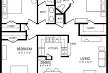 3 Bedroom Plans/Layout