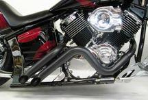 Dragstar 1100 Custom