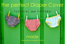 DIY : Diaper Cover
