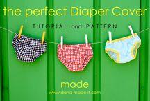 DIY : Diaper Cover